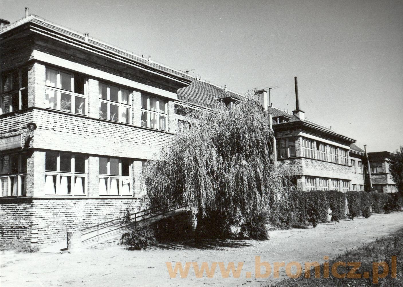 rzedszkole w Chodakowie, koniec lat pięćdziesiątych