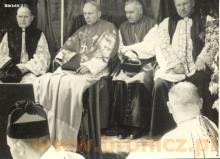 Lata pięćdziesiąte Ksiądz Prymas Stefan Wyszyński w Trojanowie