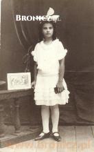 Córka Władysława Ostaszewskigo, fotografia z kumunii świętej
