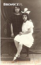 Córki Władysława Ostaszewskiego , brata mojego dziadka, początek dwudziestego wieku
