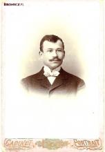 Ignacy Ostaszewski 1910 rok