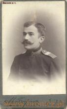 Ignacy Ostaszewski , zdjecie z okresu wojny rosyjsko japońskiej