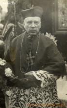 Prymas Stefan Wyszyński w Niepokalanowie