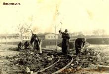 Braciszkowie z Niepakalanowa. koniec lat czterdziestych