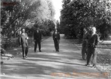 Koniec lat pięćdziesiątych w Żelazowej Woli